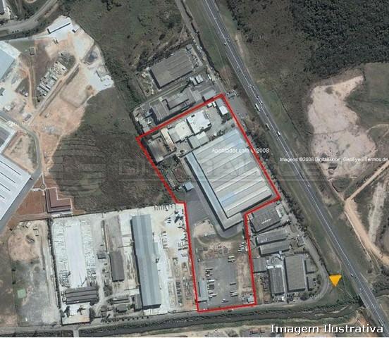 Im�vel: Gal�cia Im�veis - Galp�o, Distrito Industrial